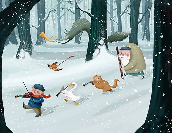 More Info for Charlotte Symphony Family: Peter and the Wolf