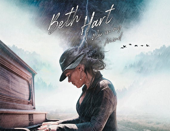 More Info for Beth Hart - War in My Mind