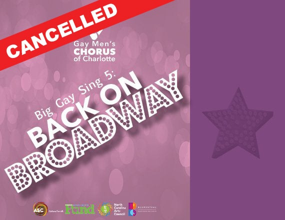 More Info for Big Gay Sing 5: Back to Broadway