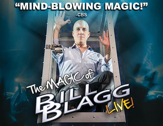 More Info for The Magic of Bill Blagg LIVE!