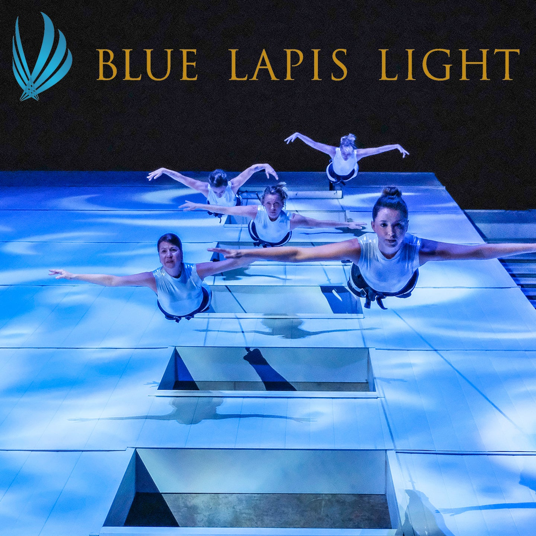 Blue Lapis Light