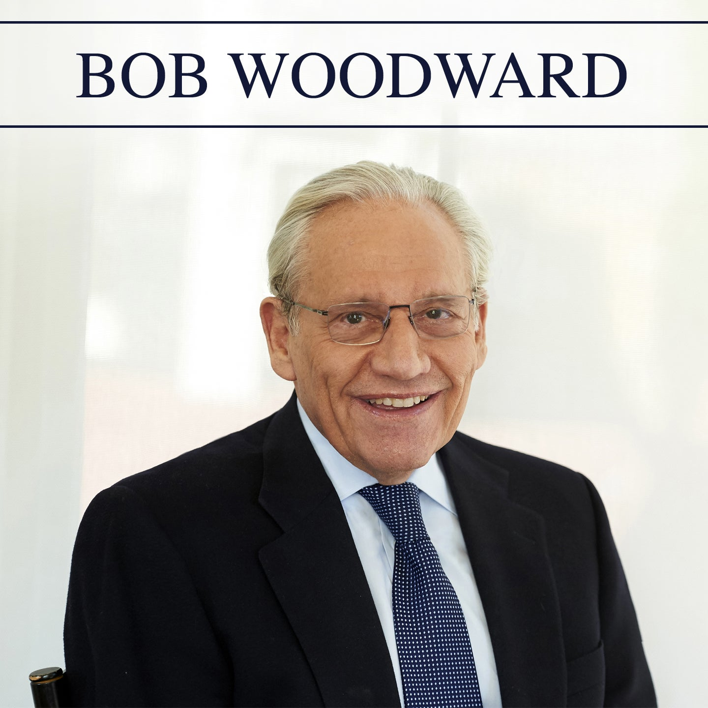 More Info for Center Stage: Bob Woodward