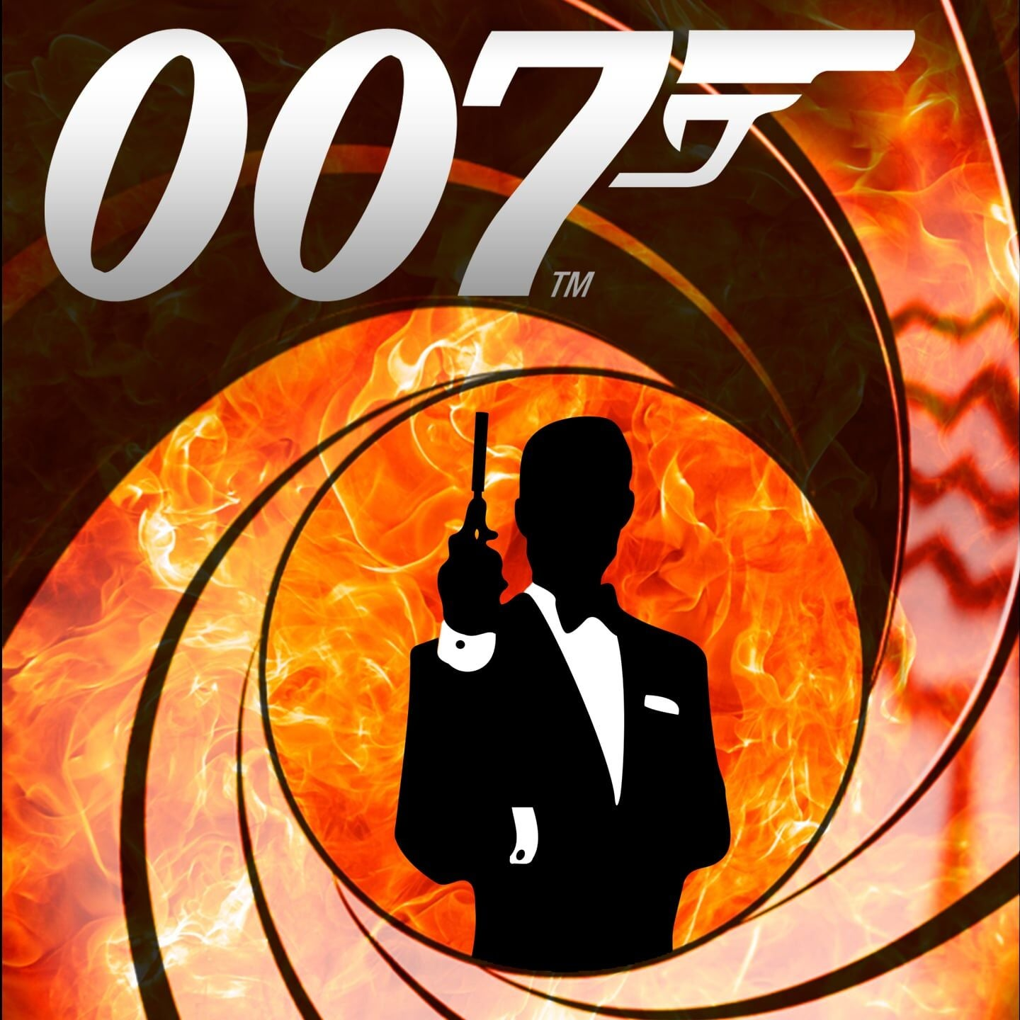 Charlotte Symphony: 007: The Best of James Bond