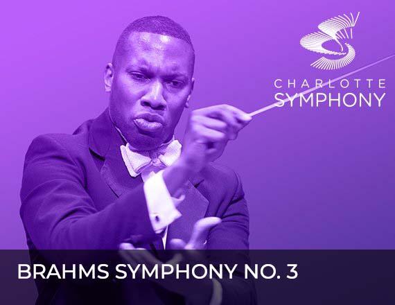 More Info for Brahms Symphony No. 3