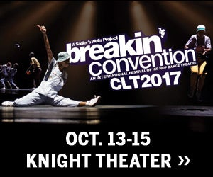 More Info for Blumenthal Performing Arts Presents Breakin' Convention 2017 Coming to Levine Avenue of the Arts Oct. 13-14