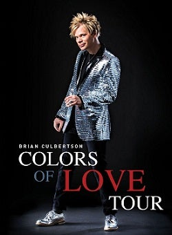 Brian Culbertson: Colors of Love Tour