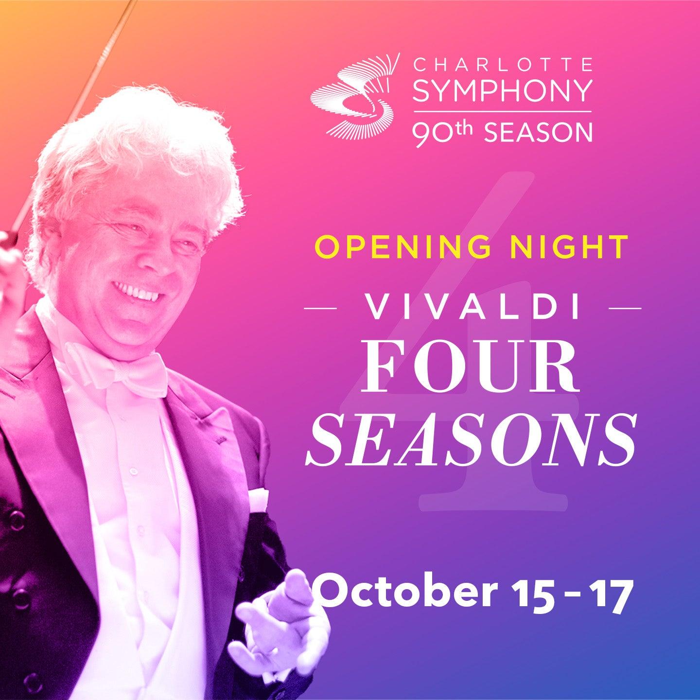 Opening Night: Vivaldi's Four Seasons