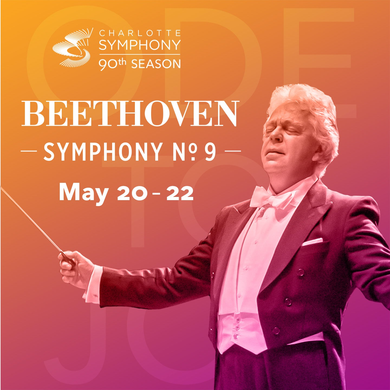 Charlotte Symphony Orchestra presents Beethoven's Symphony No. 9