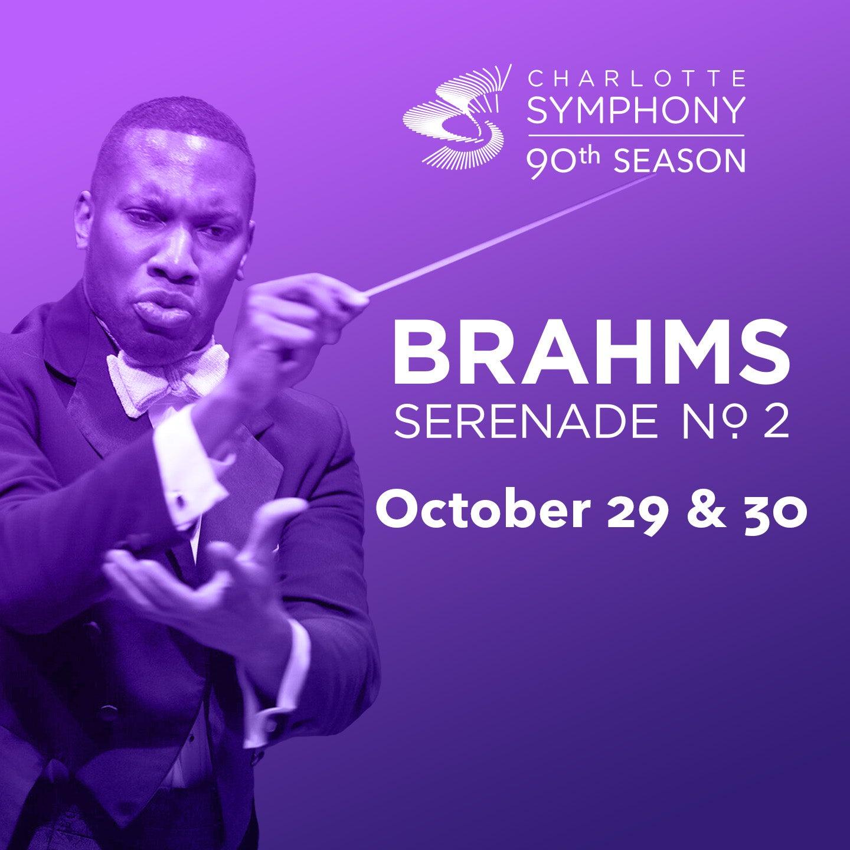 Brahms Serenade No. 2