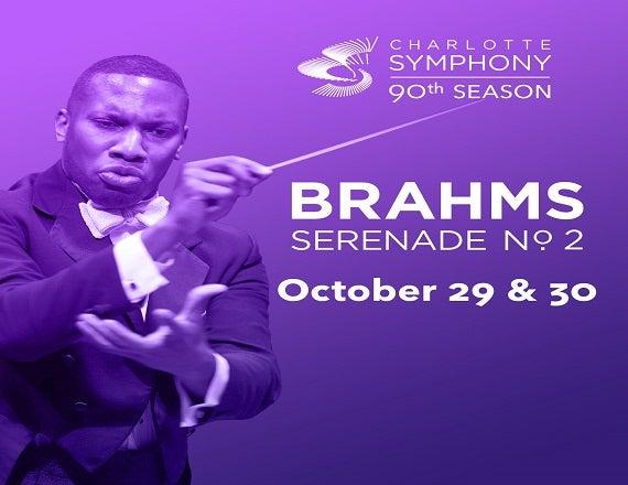 More Info for Brahms Serenade No. 2