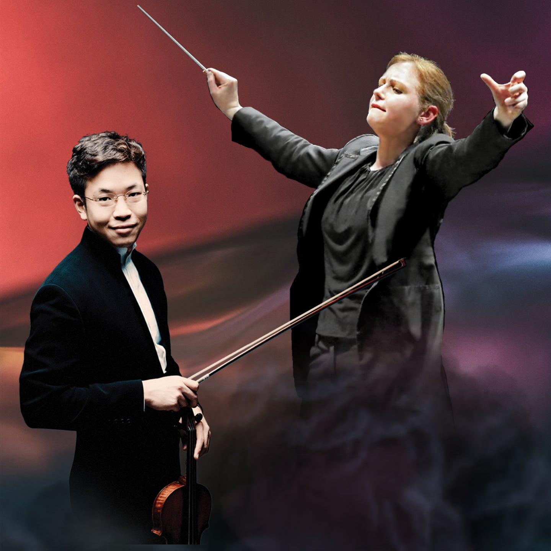 Charlotte Symphony: Dvorak Violin Concerto