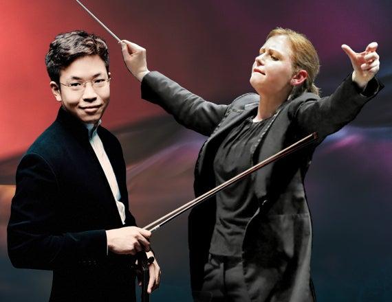 More Info for Charlotte Symphony: Dvorak Violin Concerto