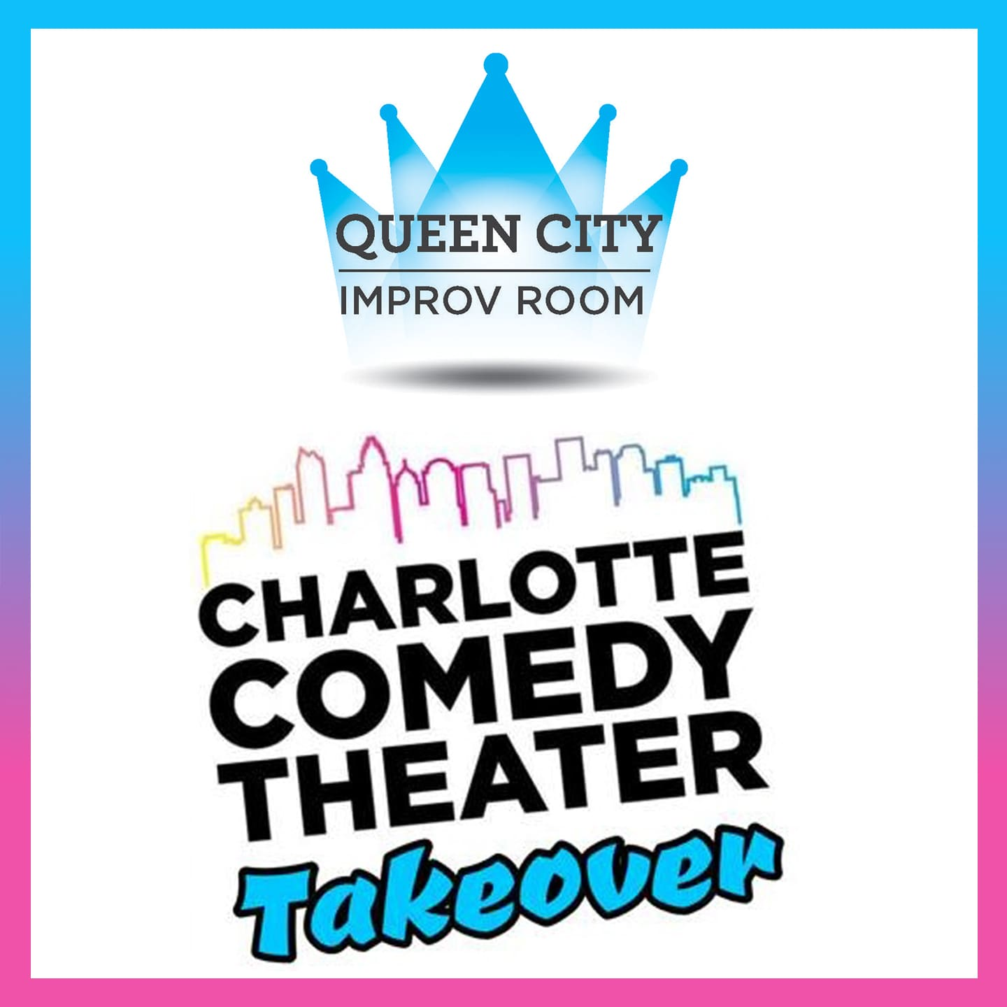 Queen City Improv Room: CCT Takeover with Jonathon Pitts