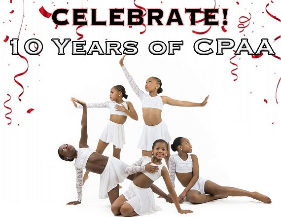 More Info for Celebrate...10 Years of CPAA!