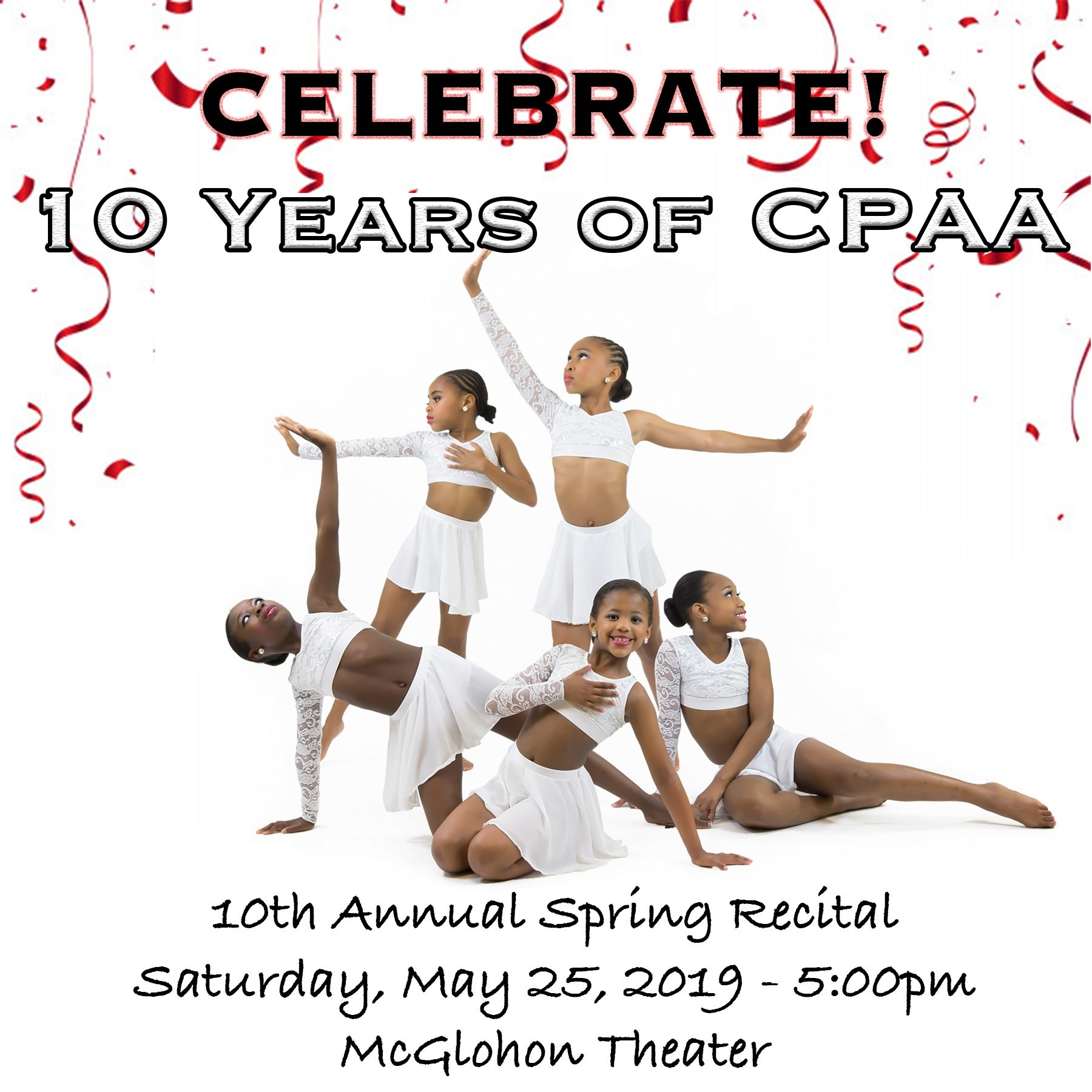 Celebrate...10 Years of CPAA!