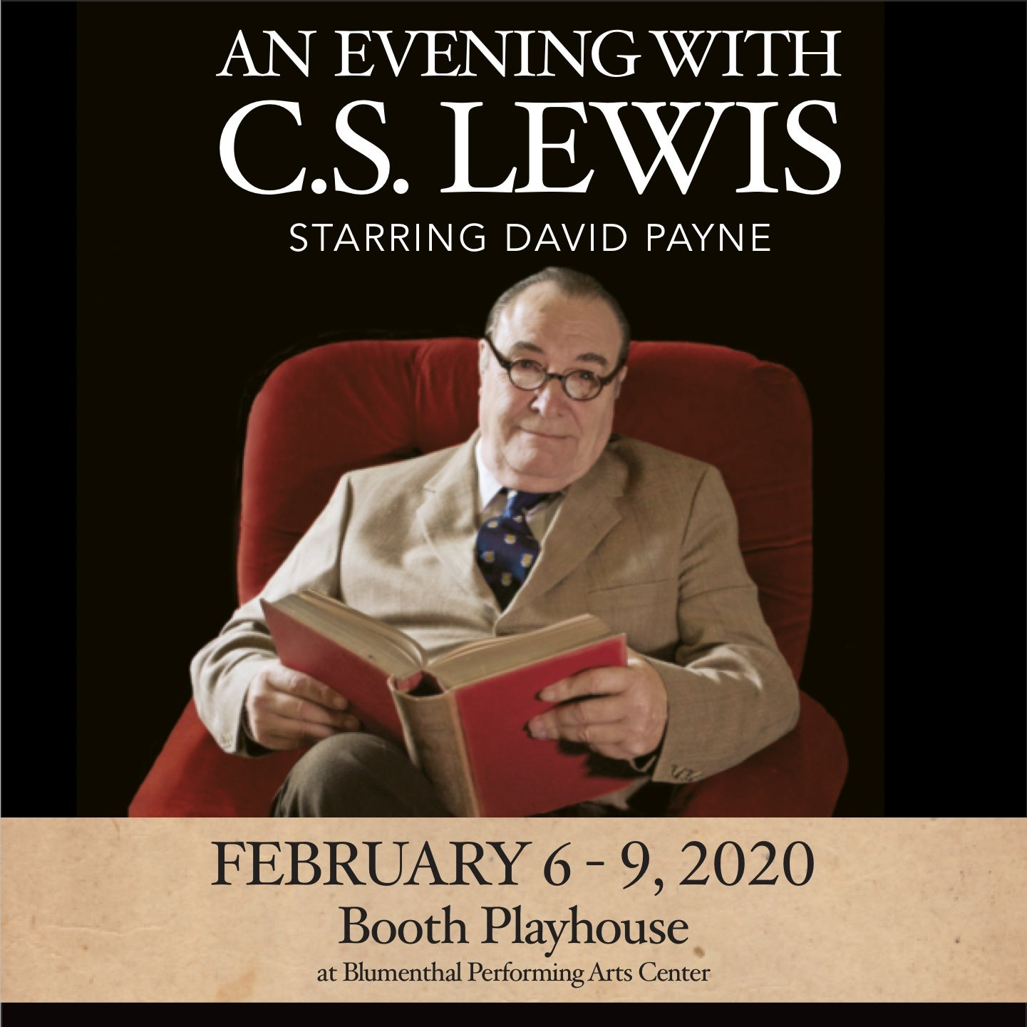 My Life's Journey: An Evening with C.S. Lewis