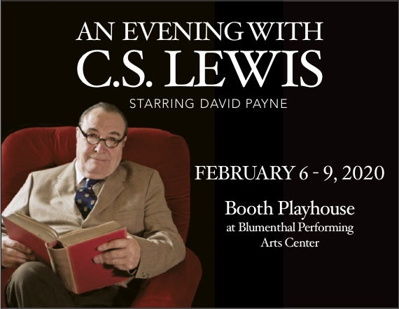 More Info for My Life's Journey: An Evening with C.S. Lewis