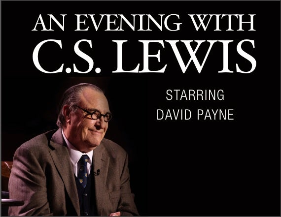 More Info for An Evening with C.S. Lewis starring David Payne