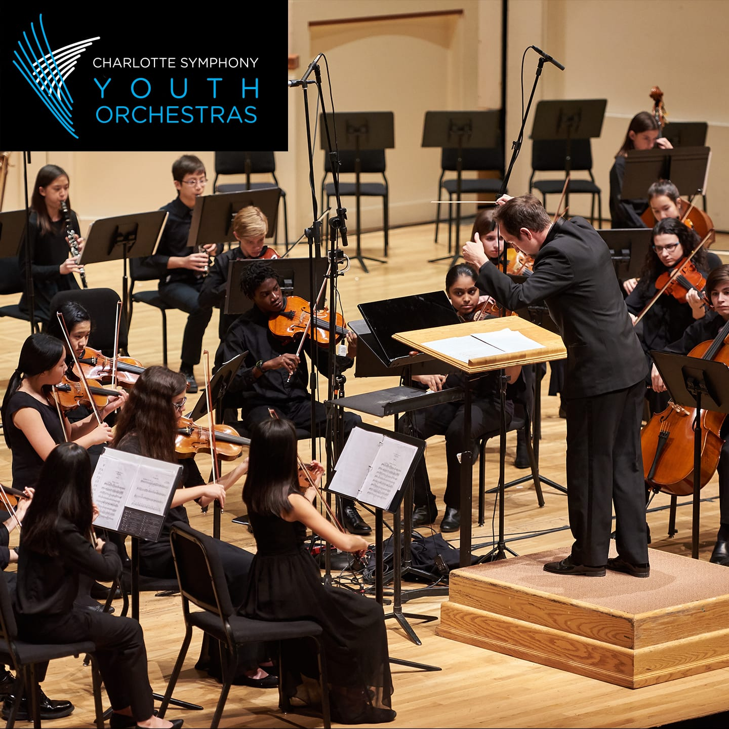 Charlotte Symphony Youth Orchestra Fall Concert