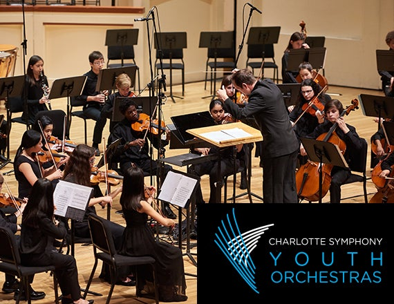 More Info for Charlotte Symphony Youth Orchestra Fall Concert