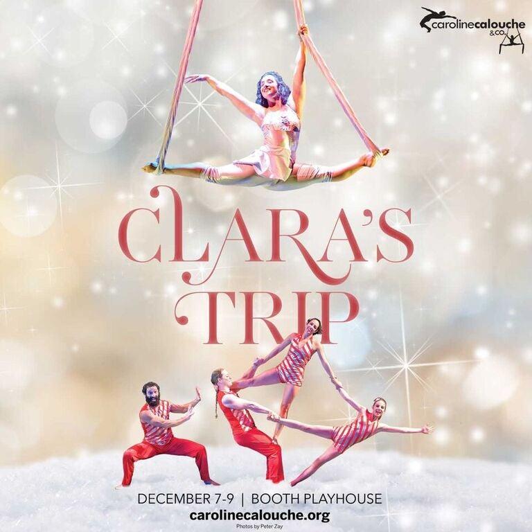 Clara's Trip: A Cirque and Dance Nutcracker Story