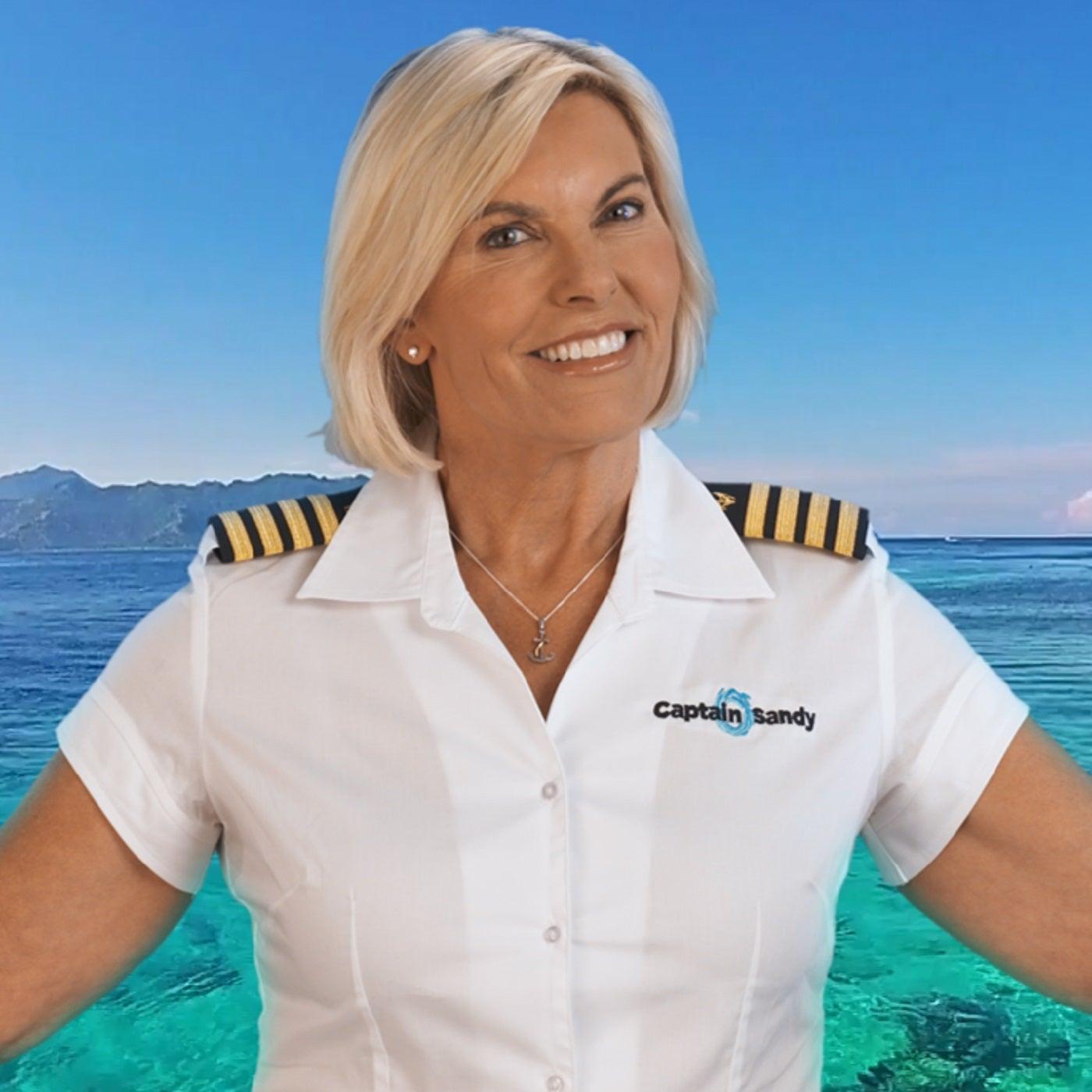 Captain Sandy: Lead-Her-Ship Tour