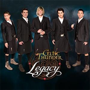 More Info for Hear the thunder, Celtic Thunder