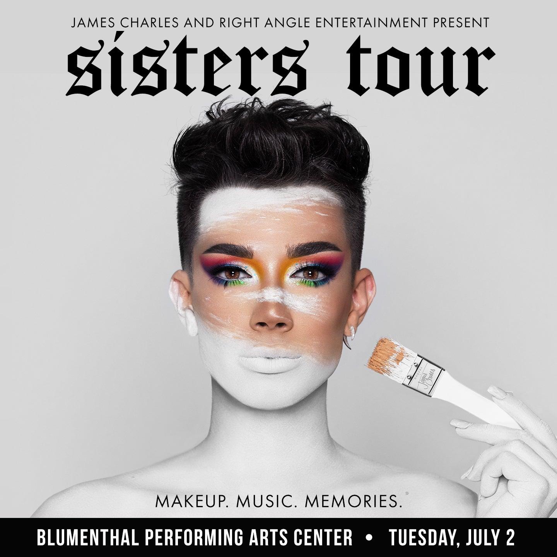 James Charles: Sisters Tour