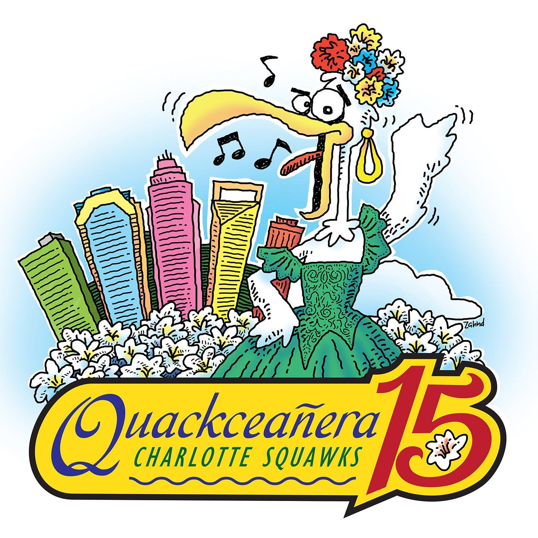 Charlotte Squawks 15: Quackceañera
