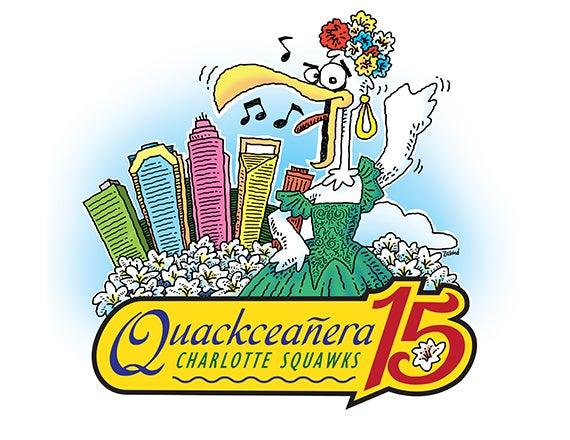 More Info for Charlotte Squawks 15: Quackceañera
