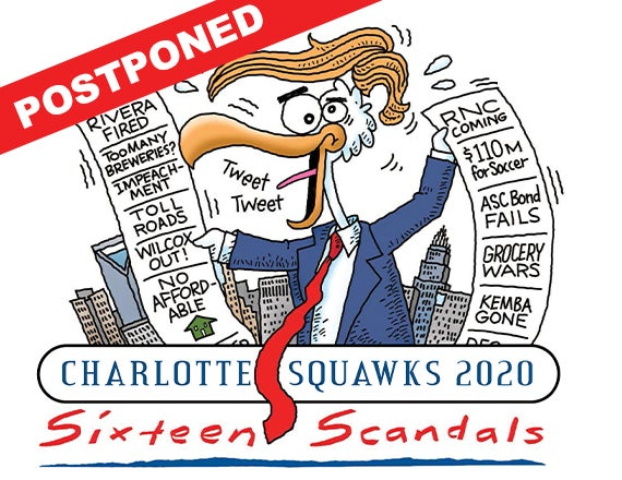 More Info for Charlotte Squawks 16 Scandals