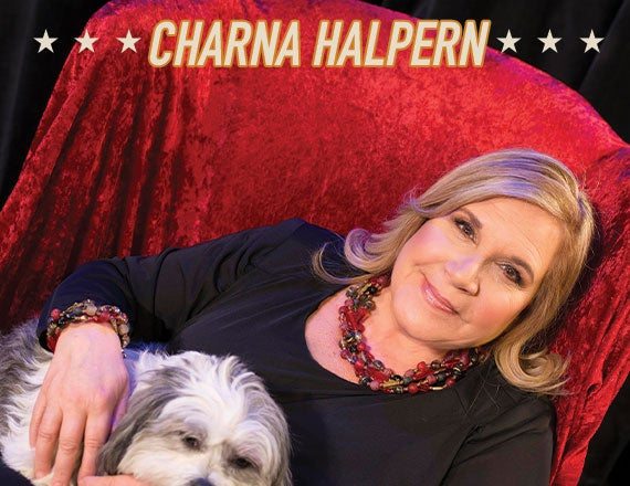 More Info for Comedy Conversation with Charna Halpern
