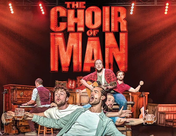 More Info for The Choir of Man