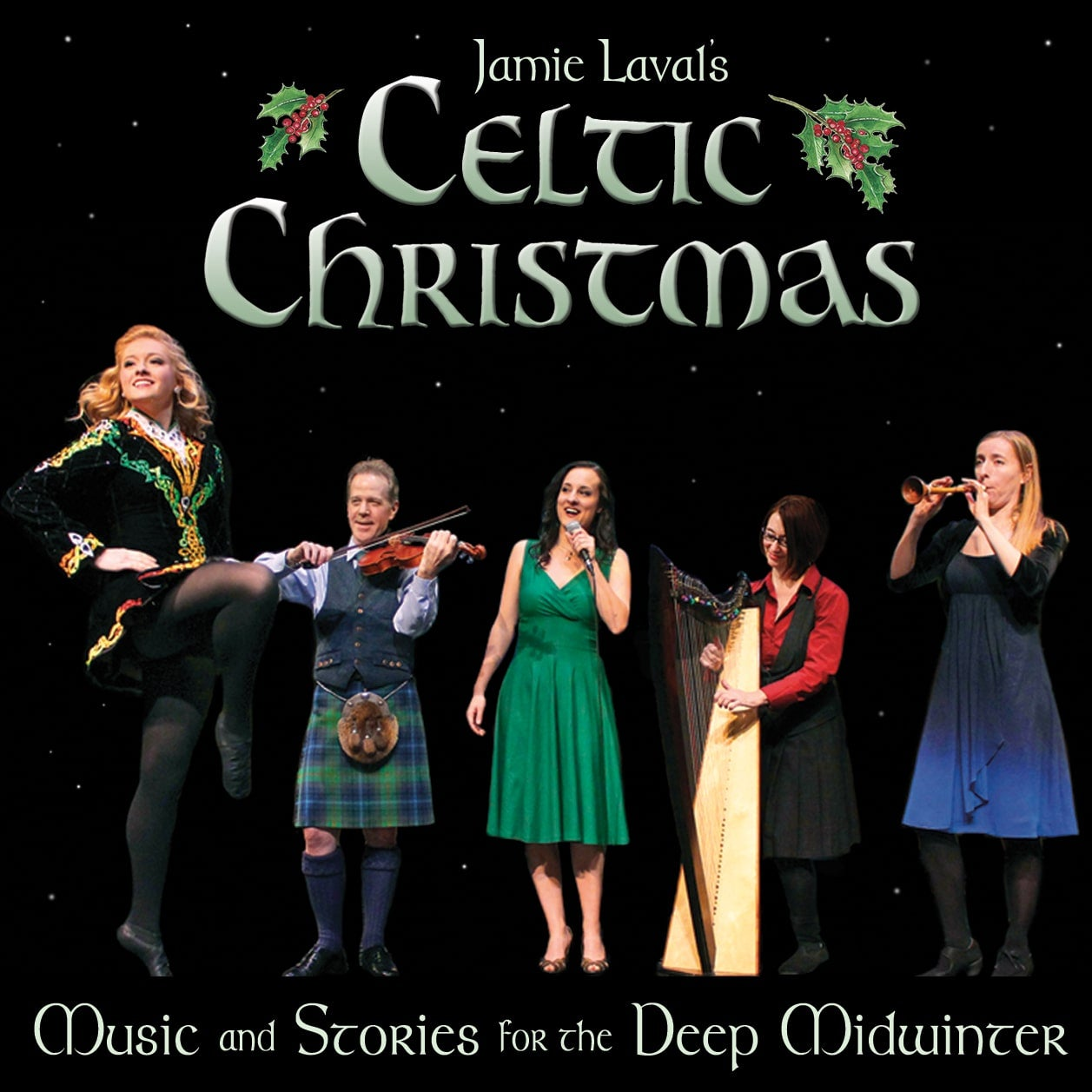 Jamie Laval's Celtic Christmas