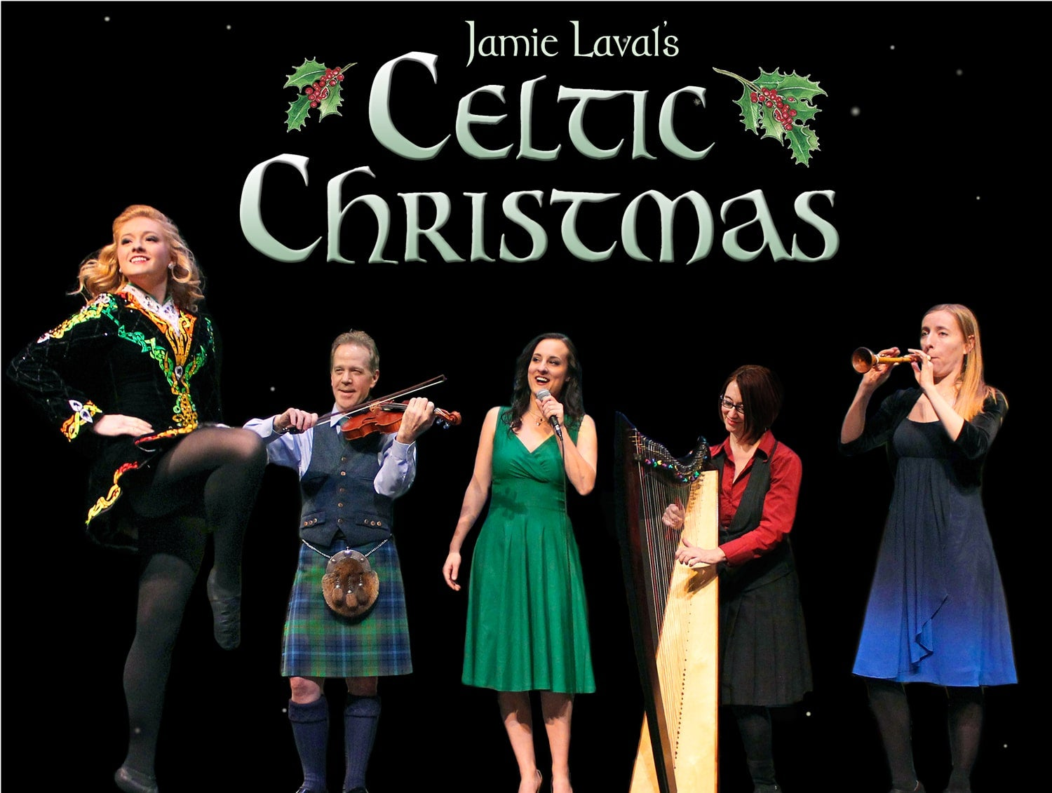 More Info for Jamie Laval's Celtic Christmas