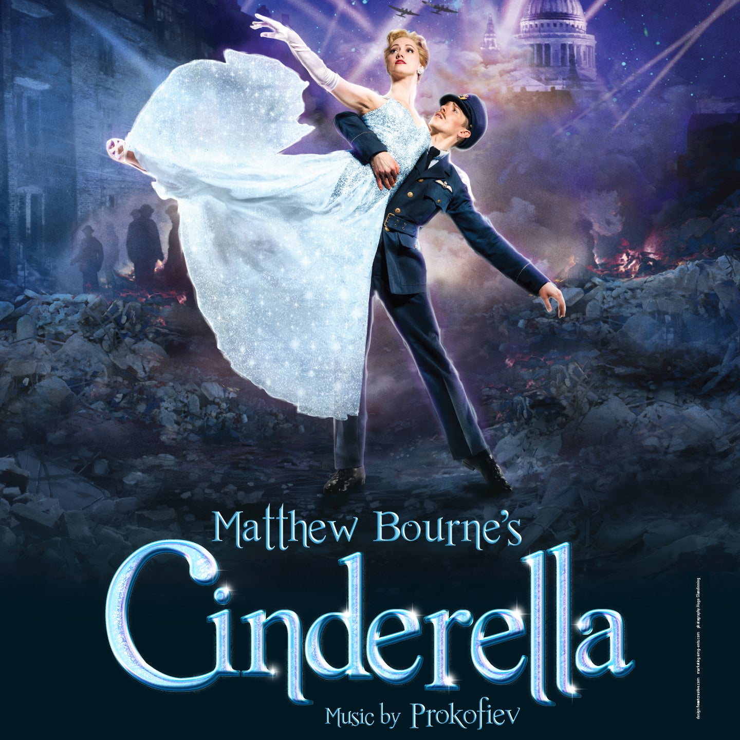 More Info for If the Shoe Fits...Matthew Bourne's Unique Twist on Cinderella