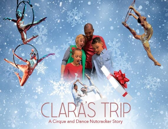 More Info for Clara's Trip: A Cirque and Dance Nutcracker Story