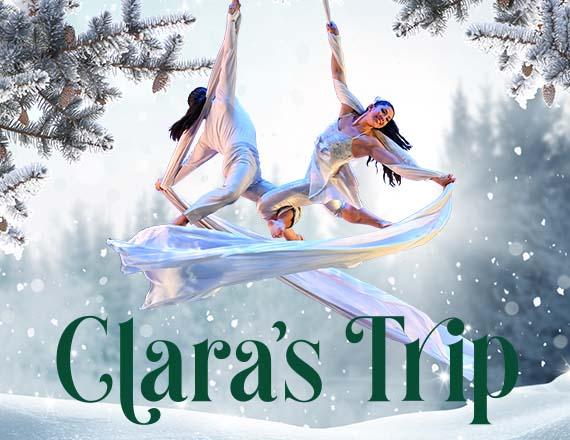 More Info for Clara's Trip: A Cirque & Dance Nutcracker Story