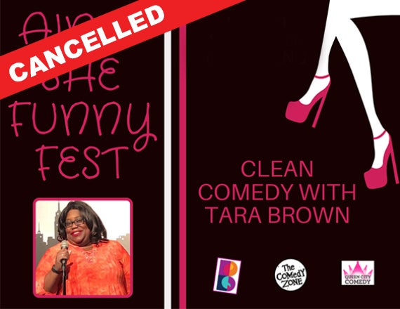 More Info for Clean Comedy with Tara Brown