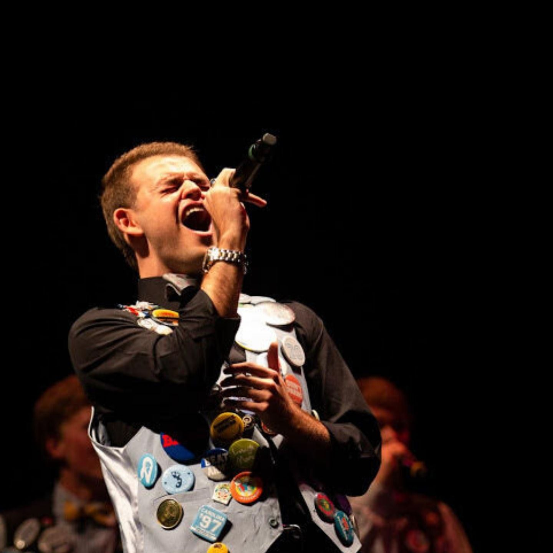The UNC Clef Hangers Spring Tour Concert