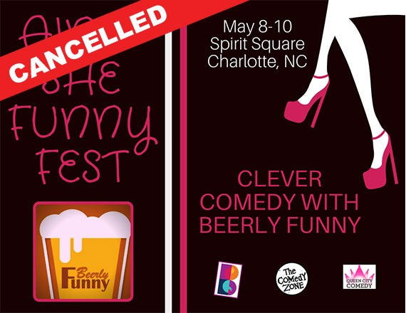 More Info for Clever Comedy that's Beerly Funny!