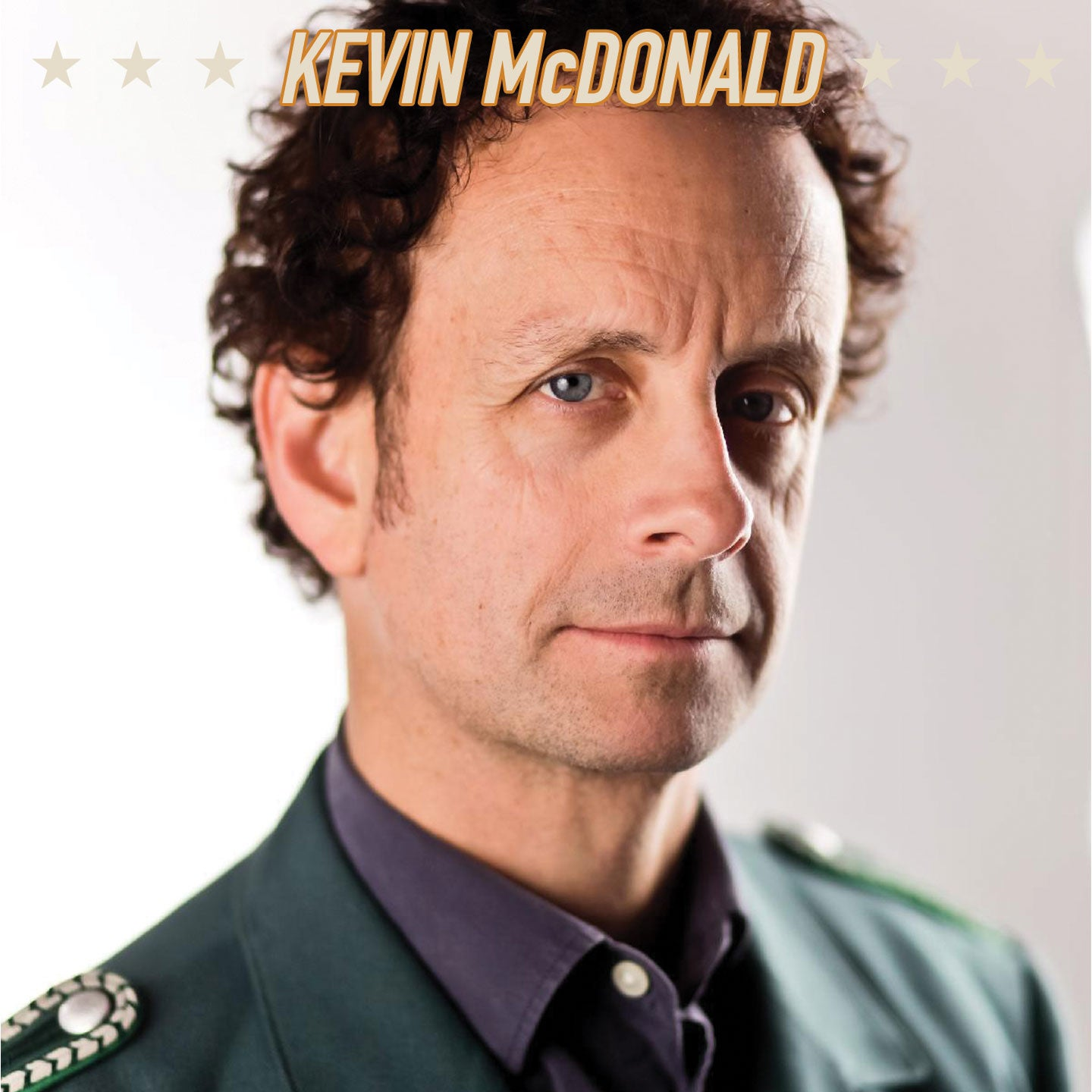 Comedy Conversation with Kevin McDonald