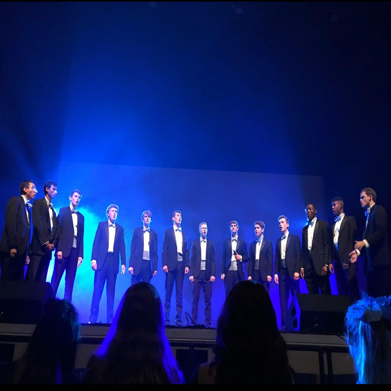 UNC Clef Hanger's Charlotte Concert