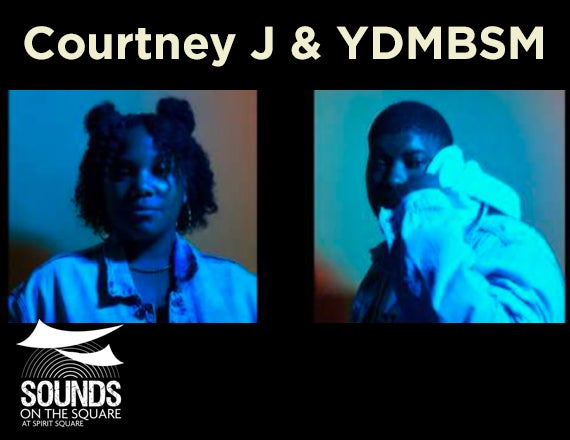 More Info for Sounds on the Square featuring YDMBSM and Courtney J