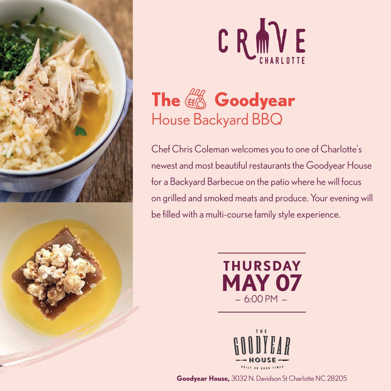 The Goodyear House Backyard BBQ