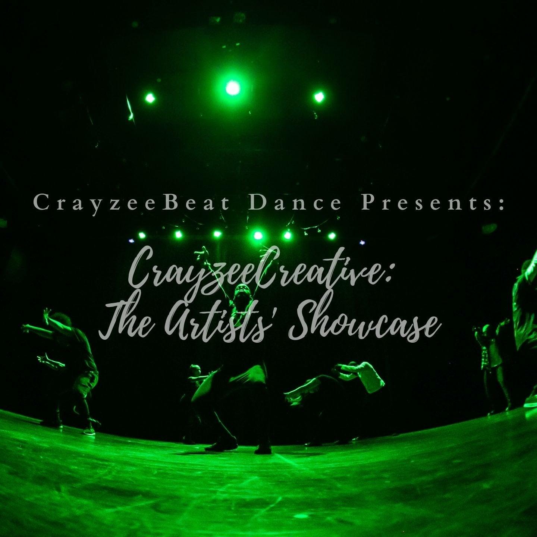 CrayzeeCreative: The Artists' Showcase