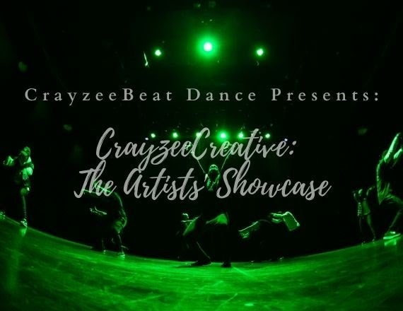 More Info for CrayzeeCreative: The Artists' Showcase