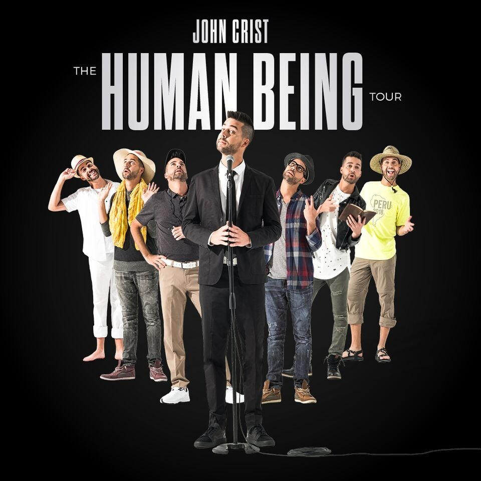The Human Being Tour with John Crist