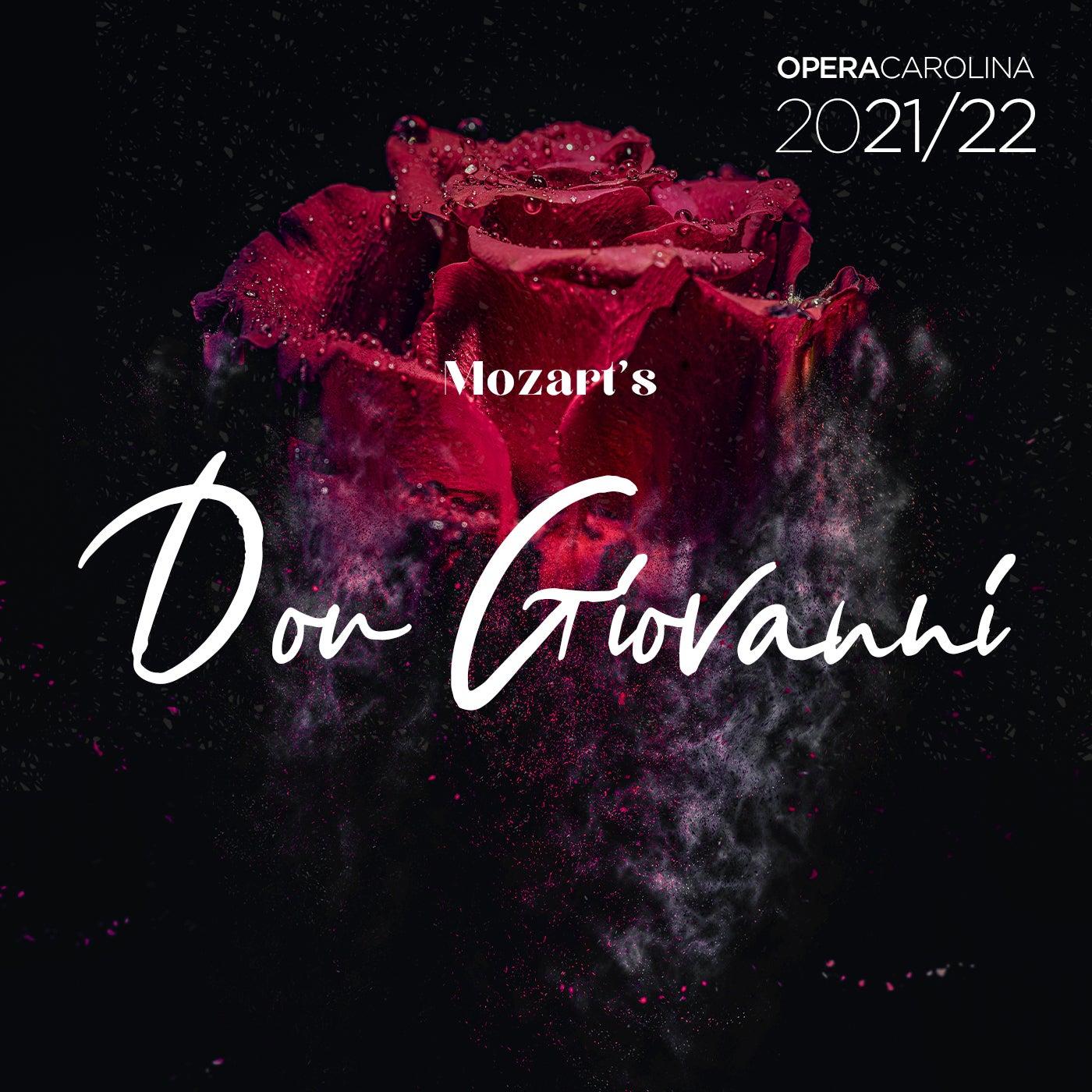 Opera Carolina: Don Giovanni
