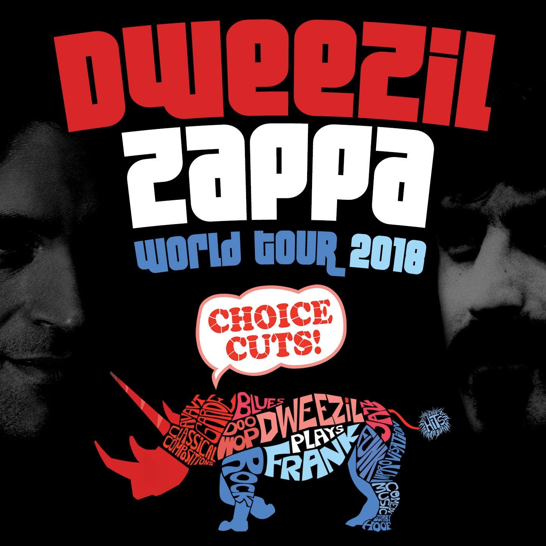 Dweezil Zappa: Choice Cuts Tour 2018